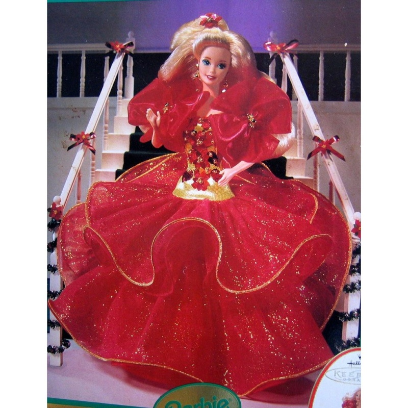 Barbies Happy Holidays 712si510