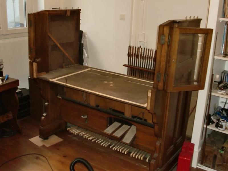 Reed Organ Arthur Spencer N° 2405, 1938 Cimg1717
