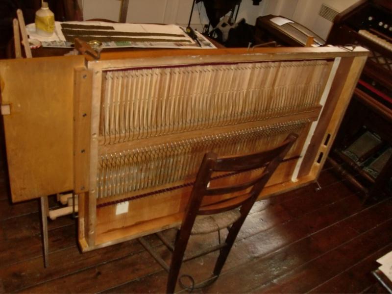 Reed Organ Arthur Spencer N° 2405, 1938 Cimg1718
