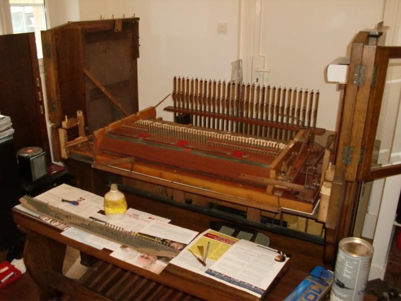 Reed Organ Arthur Spencer N° 2405, 1938 Cimg1720
