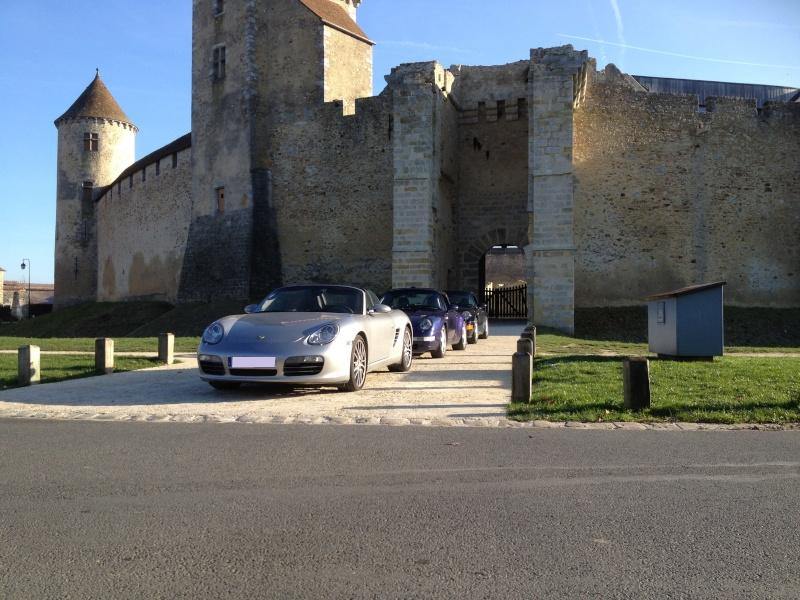 Ballade dominicale du Morin vers Vaux le Vicomte Img_2213