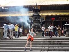 La Chine sac au dos (15): Pèlerinage à la montagne Bouddhiste de Putuo Shan (普陀山) 11_tem10