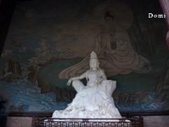 La Chine sac au dos (15): Pèlerinage à la montagne Bouddhiste de Putuo Shan (普陀山) 9_daes10