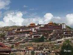 La Chine sac au dos (17) Voyage au pays du Kham(康巴)- Episode 1 : De Yushu(玉树) au Qinghaï à Ganzi(甘孜) au Sichuan A2_gan10