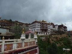 La Chine sac au dos (17) Voyage au pays du Kham(康巴)- Episode 1 : De Yushu(玉树) au Qinghaï à Ganzi(甘孜) au Sichuan A3_gan10