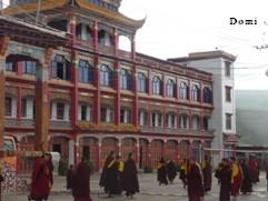 La Chine sac au dos (17) Voyage au pays du Kham(康巴)- Episode 1 : De Yushu(玉树) au Qinghaï à Ganzi(甘孜) au Sichuan A4_moi10