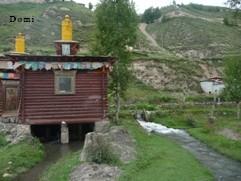 La Chine sac au dos (17) Voyage au pays du Kham(康巴)- Episode 1 : De Yushu(玉树) au Qinghaï à Ganzi(甘孜) au Sichuan B1_mou10