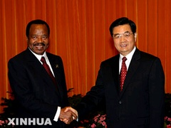Le Président camerounais Paul Biya attendu en Chine Chine-13