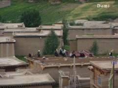 La Chine sac au dos (17) Voyage au pays du Kham(康巴)- Episode 1 : De Yushu(玉树) au Qinghaï à Ganzi(甘孜) au Sichuan D1_tra10