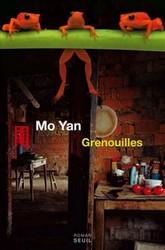 Avez-vous lu « Grenouilles » de Mo Yan,《蛙》莫言 aux éditions du Seuil. 2011 ? Grenou10