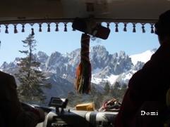 La Chine sac au dos (18) Voyage au Pays du Kham (康巴), Episode 2 : De Shangerila (香格里拉) à Litang (理塘) via Xiangcheng (乡城) Route_10