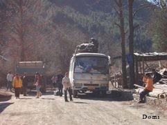 La Chine sac au dos (18) Voyage au Pays du Kham (康巴), Episode 2 : De Shangerila (香格里拉) à Litang (理塘) via Xiangcheng (乡城) Route_11