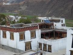 La Chine sac au dos (18) Voyage au Pays du Kham (康巴), Episode 2 : De Shangerila (香格里拉) à Litang (理塘) via Xiangcheng (乡城) Route_14