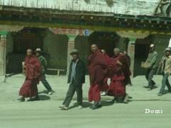 La Chine sac au dos (18) Voyage au Pays du Kham (康巴), Episode 2 : De Shangerila (香格里拉) à Litang (理塘) via Xiangcheng (乡城) Route_15