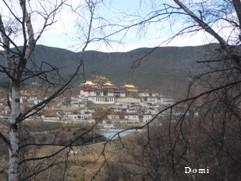 La Chine sac au dos (18) Voyage au Pays du Kham (康巴), Episode 2 : De Shangerila (香格里拉) à Litang (理塘) via Xiangcheng (乡城) Shange10