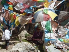La Chine sac au dos (16) En Direct de Yushu (玉树) au Qinghai (青海) Wengch12