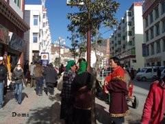 La Chine sac au dos (18) Voyage au Pays du Kham (康巴), Episode 2 : De Shangerila (香格里拉) à Litang (理塘) via Xiangcheng (乡城) Xiangc10
