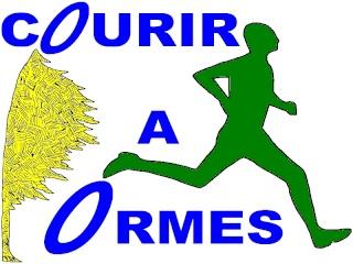 Courir à Ormes