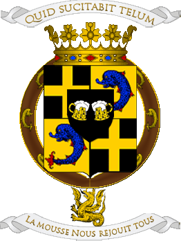 Armorial de l'Ordre de Sainct George Coco_n10
