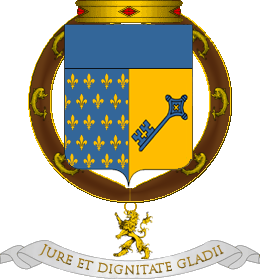 Armorial de l'Ordre de Sainct George Dame_i10