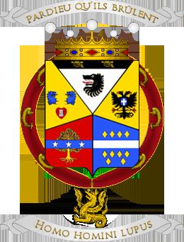 Armorial de l'Ordre de Sainct George Thib_n10
