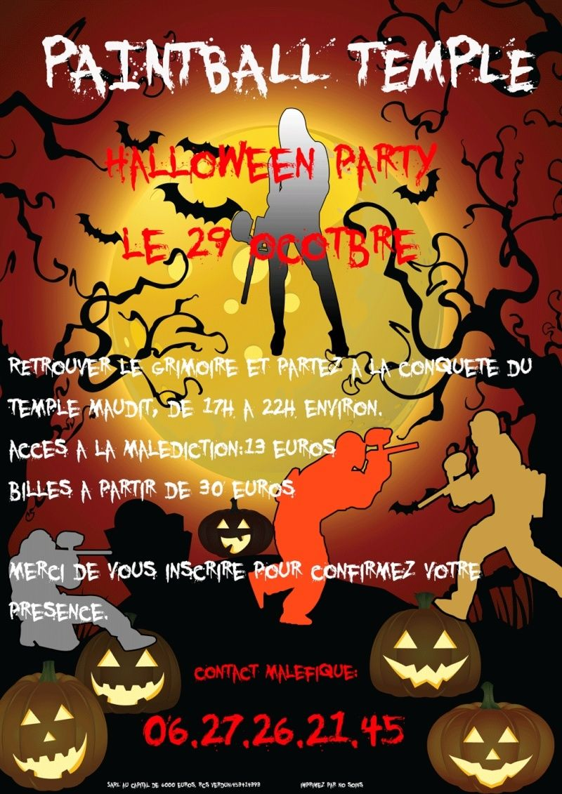 Halloween Party  Halowe11