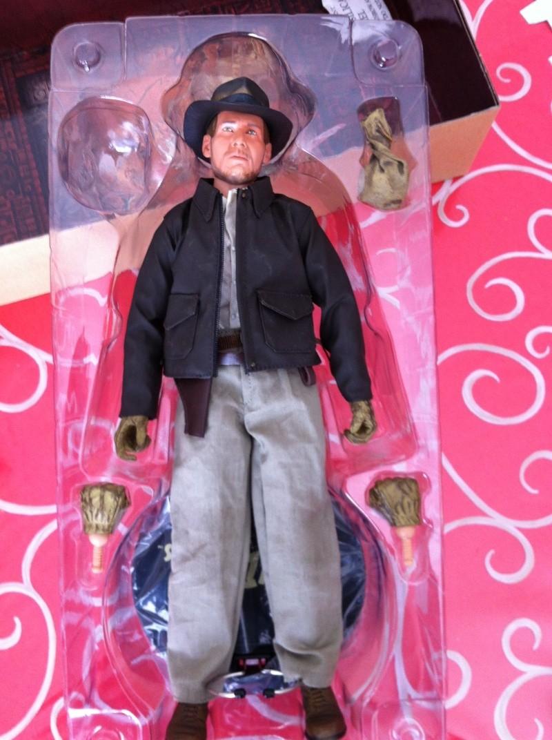 Indiana Jones Sideshow 110