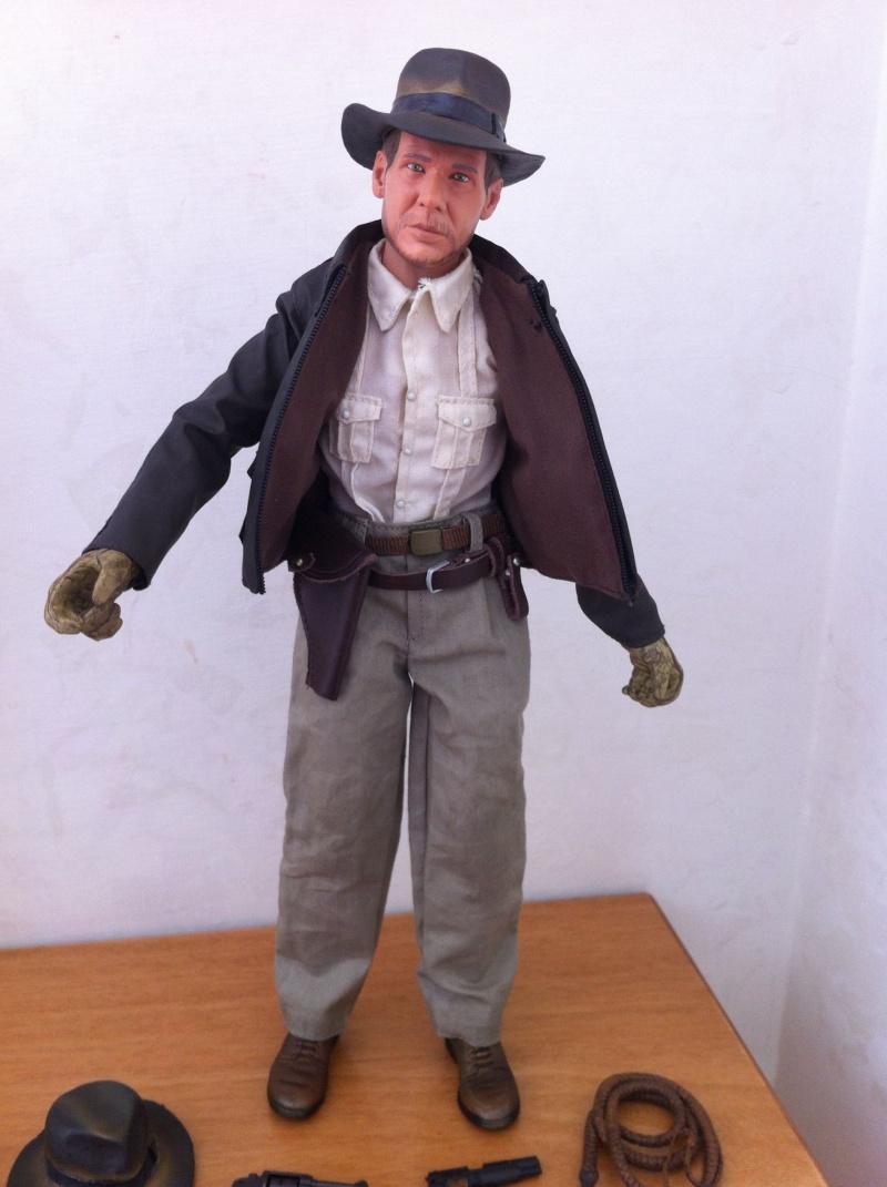 Indiana Jones Sideshow 210