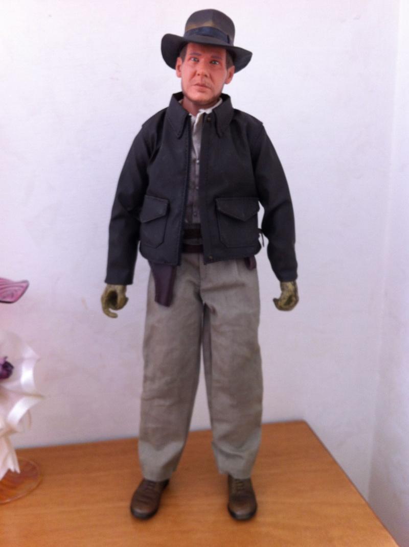 Indiana Jones Sideshow 310