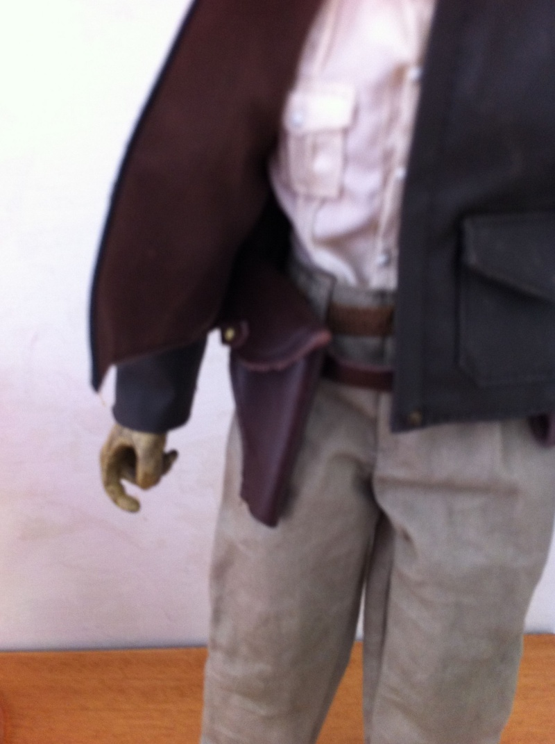 Indiana Jones Sideshow P110