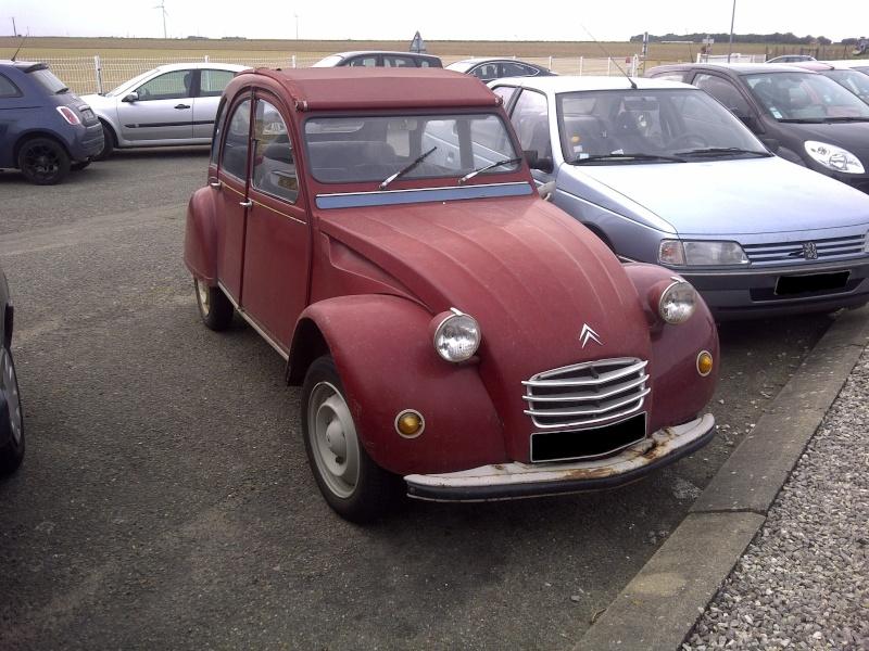 La Citroën 2CV 2cv-2010