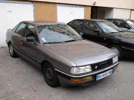 Nicolas Audi 90 2.2 E 1988. 13151215