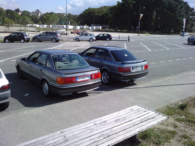Nicolas Audi 90 2.2 E 1988. P0309112