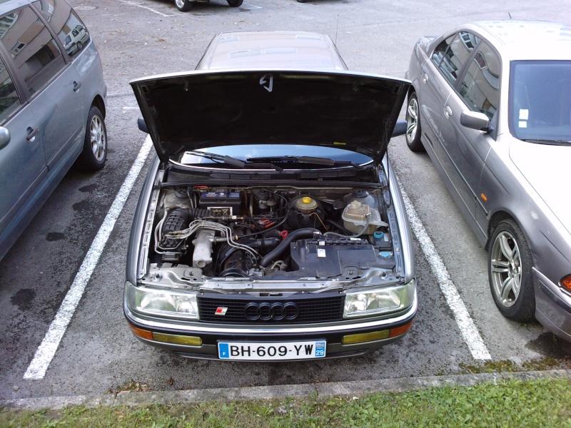 Nicolas Audi 90 2.2 E 1988. P0509110
