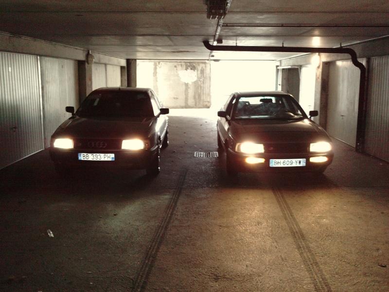 Nicolas Audi 90 2.2 E 1988. P0709110