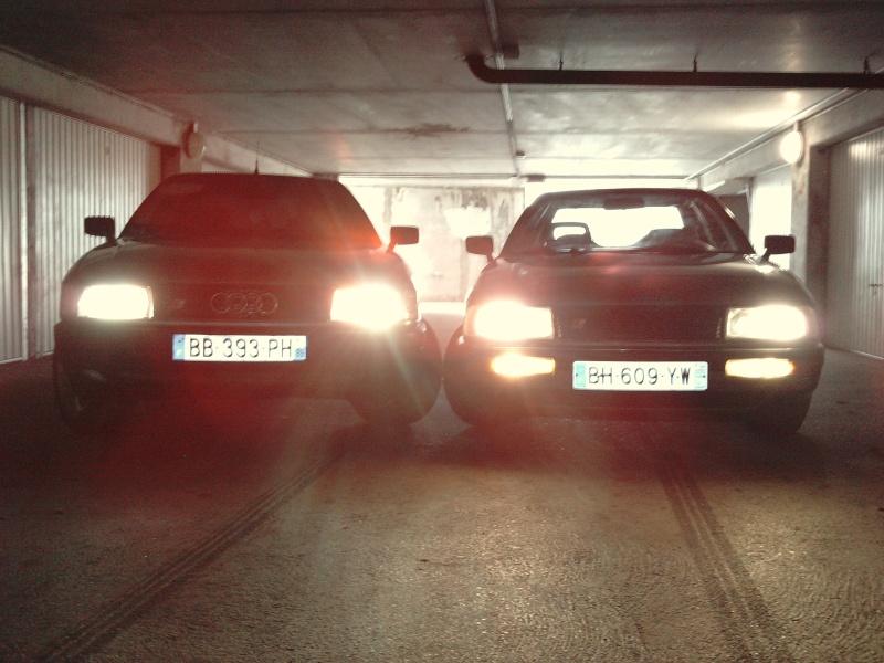 Nicolas Audi 90 2.2 E 1988. P0709112