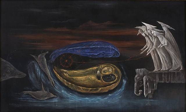 L'amoureuse de Max Ernst : Leonora Carrington 31678610