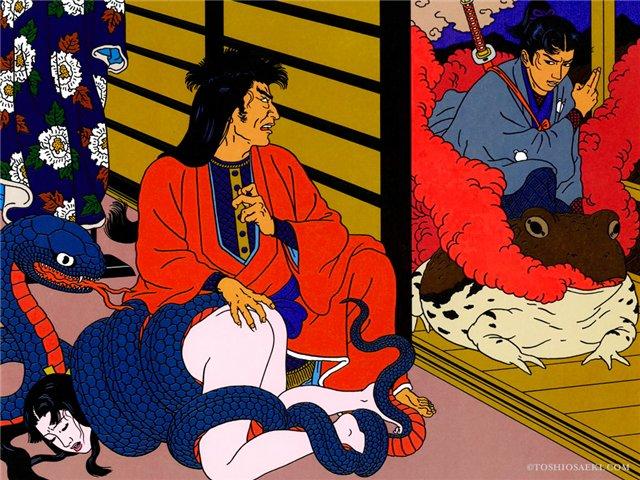 Toshio Saeki, estampes érotiques et cruelles C0816210