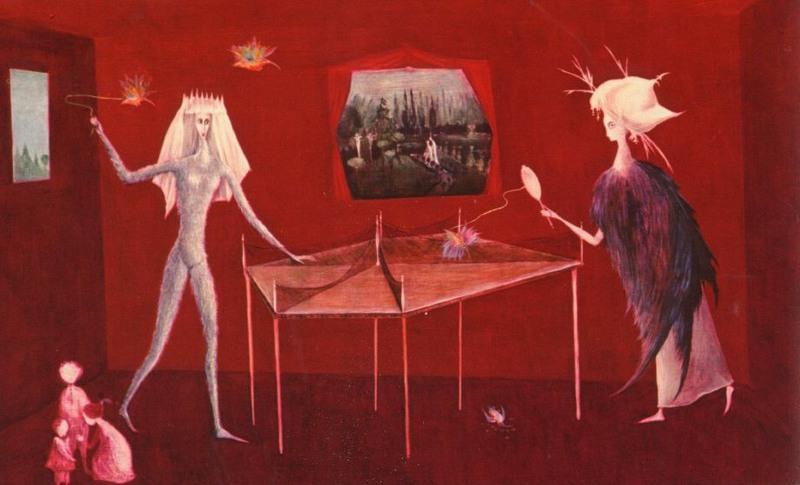 L'amoureuse de Max Ernst : Leonora Carrington Carrin10