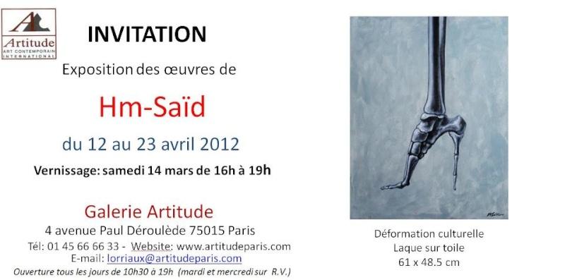 HMS - l'art de Saïd Carton10