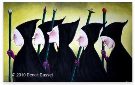 Les créatures de Benoit-Basset Congra10