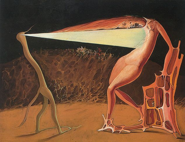Victor Brauner : « peindre c'est la vie, la vraie vie, ma vie » Le_ver10