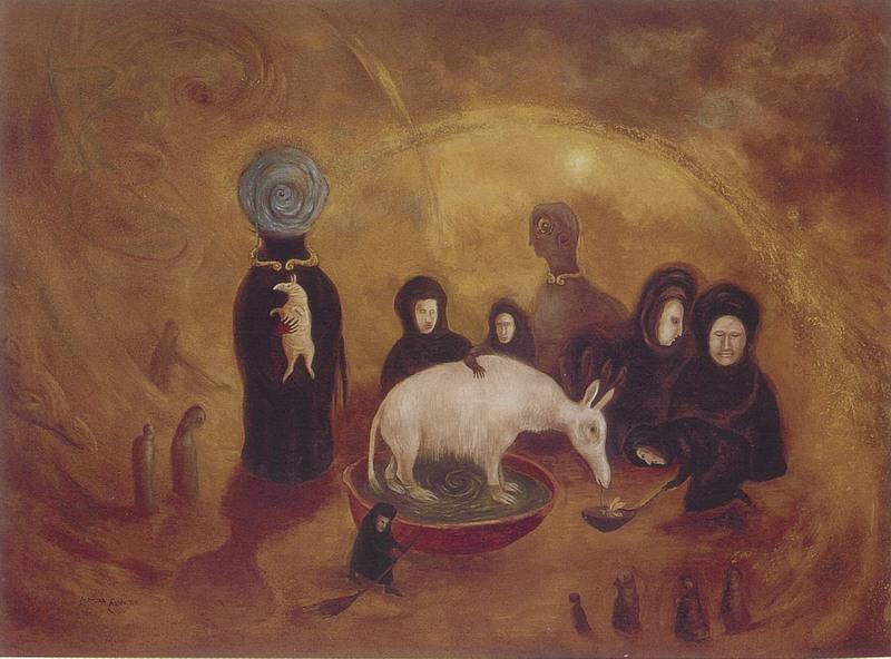 L'amoureuse de Max Ernst : Leonora Carrington Leonor14