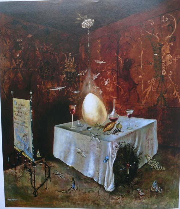 L'amoureuse de Max Ernst : Leonora Carrington Leonor15