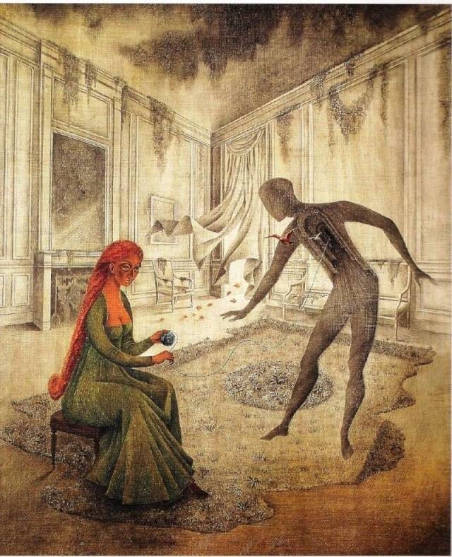 L'amoureuse de Max Ernst : Leonora Carrington Leonor16