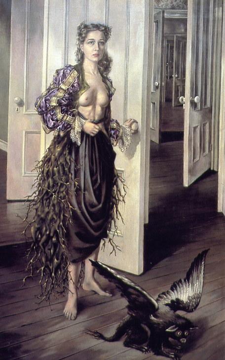 L'amoureuse de Max Ernst : Leonora Carrington Tannin10