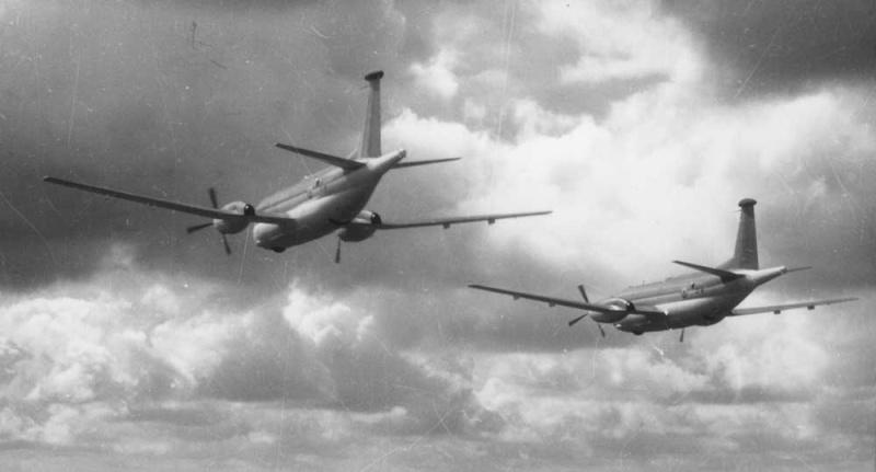 [Les anciens avions de l'aéro] Le Bréguet Atlantic (BR 1150) - Page 2 19690210