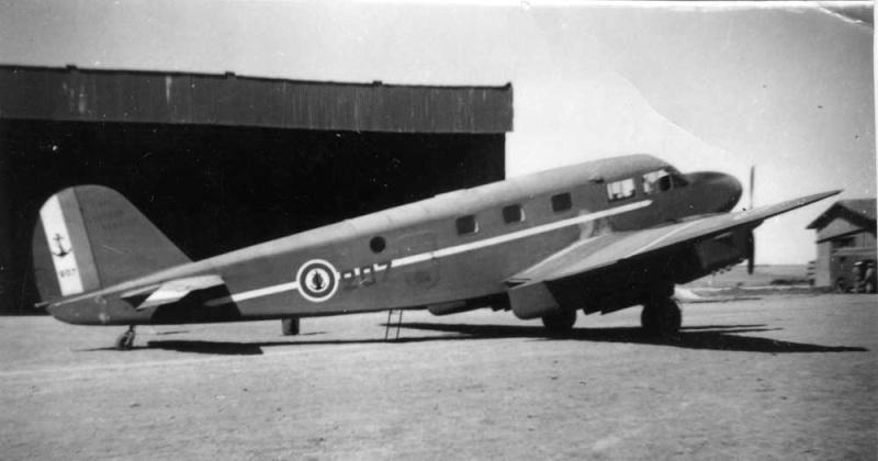 [Les anciens avions de l'aéro] Caudron/SNCAN C445 et C449 Goeland Goelan10