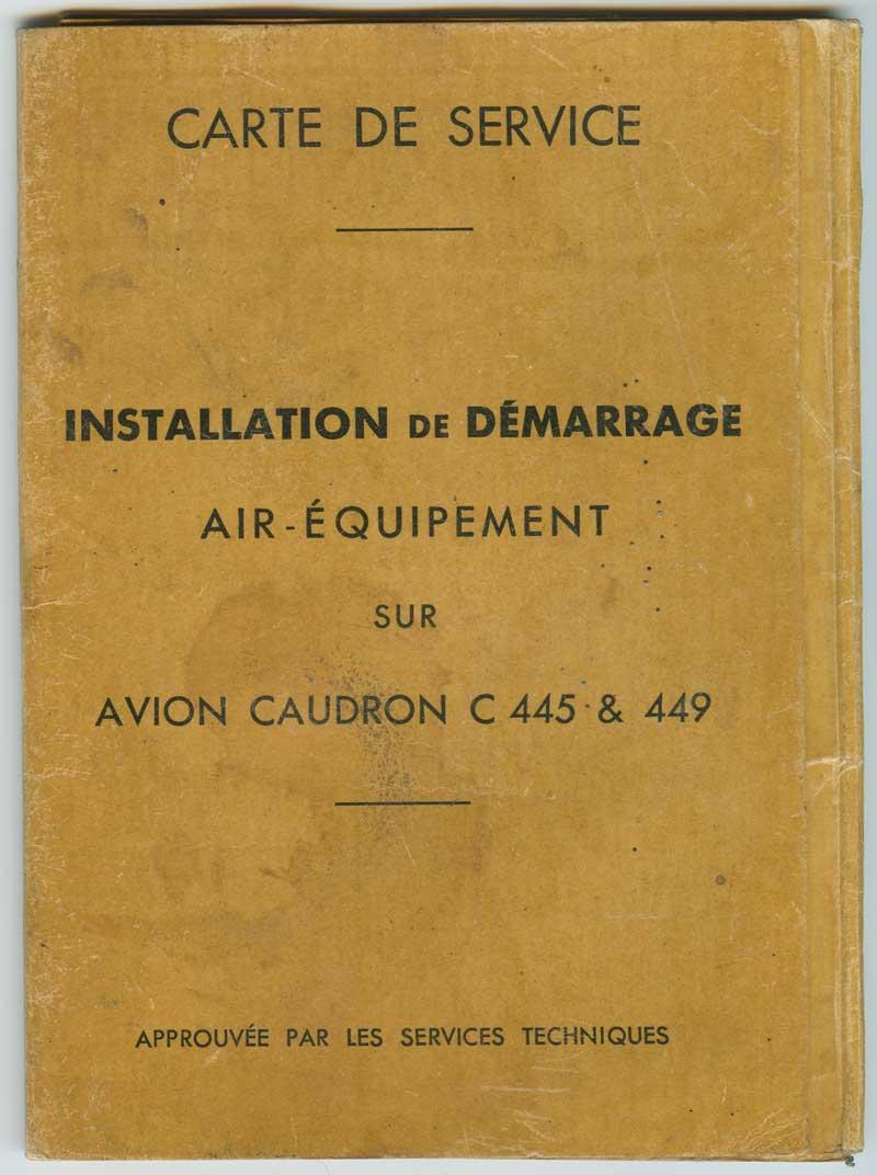 [Les anciens avions de l'aéro] Caudron/SNCAN C445 et C449 Goeland Goelan12