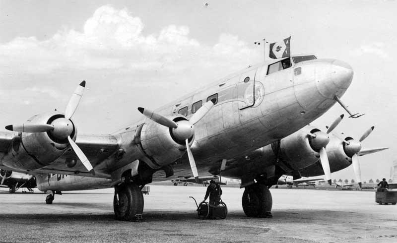 [Les anciens avions de l'aéro] Le MB 161 - Languedoc Langue10